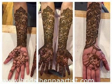 Bridal Mehndi Nj : Bridal henna designs artist parsippany nj